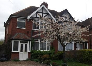 Thumbnail 3 bed semi-detached house to rent in Wake Green Road, Birmingham