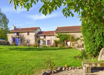 Thumbnail 3 bed equestrian property for sale in Oradour-Fanais, Charente, France