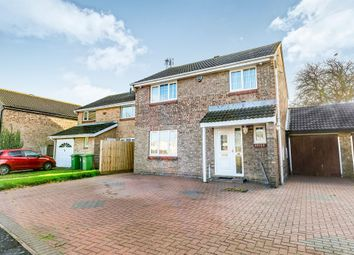 Thumbnail 4 bed detached house for sale in Wentworth Avenue, Wellingborough