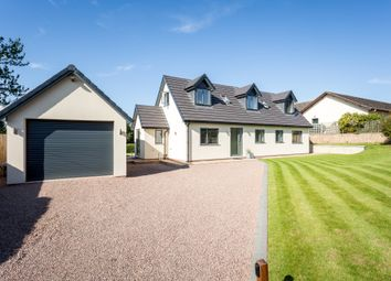 Thumbnail 4 bed detached house for sale in Bridstow, Ross-On-Wye