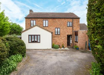 Thumbnail 4 bed detached house for sale in Johns Close, Fowlmere, Cambridgeshire