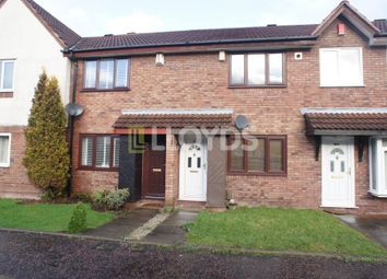 Thumbnail 2 bed terraced house to rent in Tweedsmuir Close, Fearnhead, Warrington