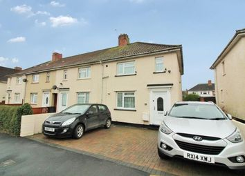 Thumbnail 3 bed end terrace house for sale in Fonthill Road, Southmead, Bristol