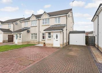 Thumbnail 3 bedroom semi-detached house for sale in Delph Wynd, Tullibody, Alloa, Clackmannanshire