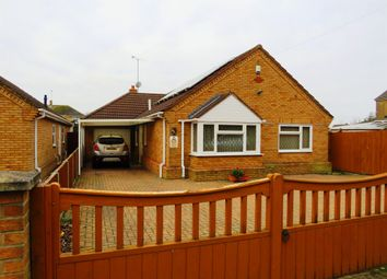 Thumbnail 3 bed detached bungalow for sale in Railway Lane North, Sutton Bridge, Spalding