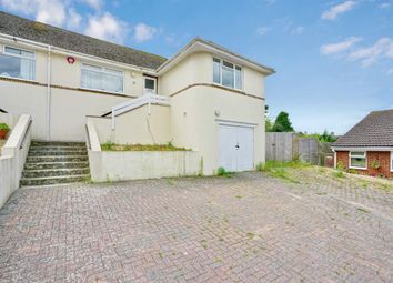 Thumbnail 4 bedroom semi-detached house for sale in Wilmington Close, Brighton, East Sussex