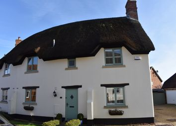 Thumbnail 3 bedroom cottage for sale in Woodlands, Hazelbury Bryan, Sturminster Newton
