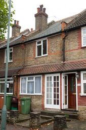 Thumbnail 2 bed terraced house to rent in Stafford Road, Sidcup, Kent
