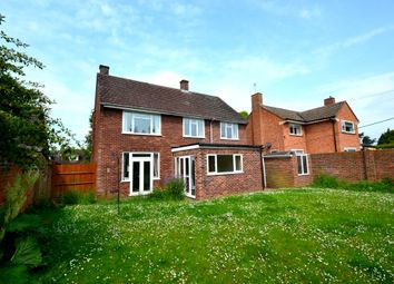 Thumbnail 4 bed detached house to rent in Chelsea Road, Sudbury