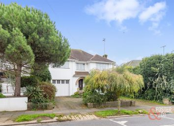 Thumbnail 4 bed property for sale in Woodland Drive, Hove