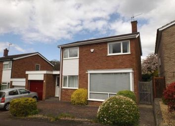 Thumbnail 3 bed detached house for sale in Neville Crescent, Bromham, Bedford, Bedfordshire