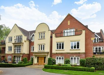 Thumbnail 3 bed flat for sale in Fircroft, Devenish Road, Sunningdale, Berkshire
