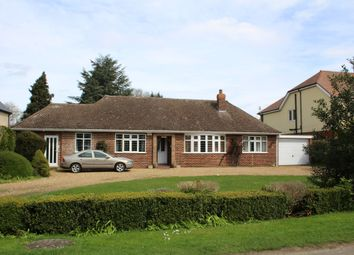 Thumbnail 4 bed detached bungalow for sale in Mingle Lane, Great Shelford, Cambridge