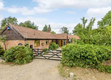 Thumbnail 4 bed barn conversion for sale in Howe Green, Howe, Norwich