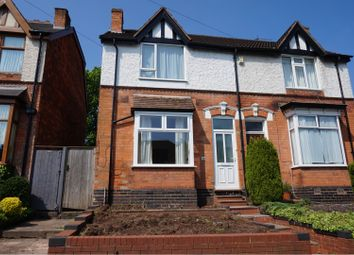Thumbnail 2 bed semi-detached house to rent in Spring Lane, Birmingham