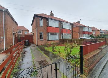 Thumbnail 3 bed semi-detached house for sale in Rennington Place, Newcastle Upon Tyne