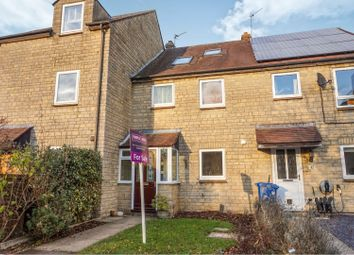 Thumbnail 4 bed terraced house for sale in Hatch Way, Kirtlington