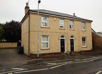 Thumbnail 3 bed semi-detached house for sale in High Street, Cottenham, Cambridge