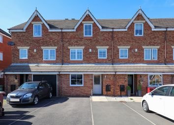 Thumbnail 4 bed town house for sale in Stanier Way, Renishaw, Sheffield