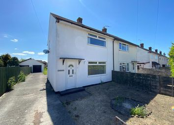Thumbnail 2 bed semi-detached house for sale in Channel View, Bulwark, Chepstow