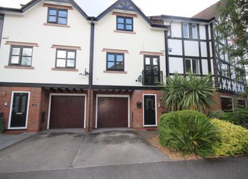 Thumbnail 4 bed town house for sale in Stablefold, Worsley, Manchester