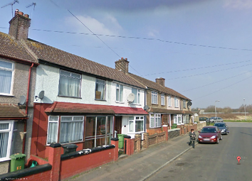 Thumbnail 3 bed terraced house to rent in Castle Road, Grays, Essex