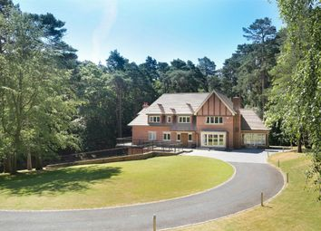 Thumbnail 7 bed detached house for sale in The Ridges, Finchampstead, Wokingham, Finchampstead