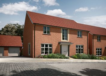 "Thumbnail 4 bedroom detached house for sale in ""The Symonds"" at Radwinter Road, Saffron Walden, Essex, Saffron Walden"