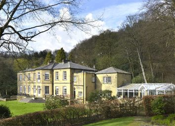 Thumbnail 9 bed country house for sale in Crosland Factory Lane, Huddersfield, West Yorkshire