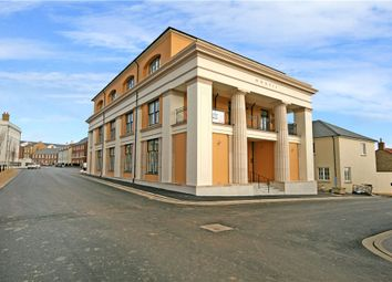Thumbnail 2 bed flat for sale in Flat 2 Pouncy Hall, Liscombe Street, Poundbury, Dorset