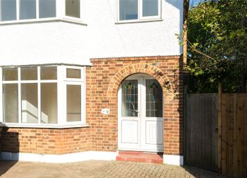 3 bed semi-detached house for sale in Warren Crescent, London N9