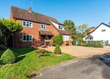 Thumbnail 4 bed detached house for sale in Back Street, Garboldisham, Diss