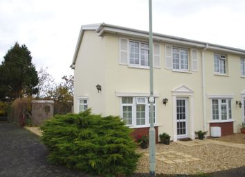 Thumbnail 3 bed end terrace house for sale in Manor Close, Wrafton, Braunton
