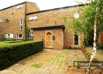 Thumbnail 4 bed terraced house for sale in Eyrescroft, Bretton, Peterborough, Cambridgeshire.