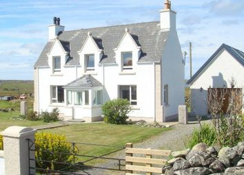 Thumbnail 3 bed country house for sale in Lower Barvas, Isle Of Lewis