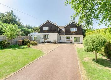 Thumbnail 4 bed detached house for sale in Addingtons Road, Great Barford, Bedford, Bedfordshire