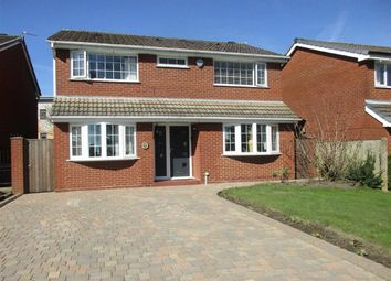 Thumbnail 4 bed detached house for sale in The Avenue, Leigh, Greater Manchester