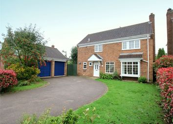 Thumbnail 4 bed detached house for sale in Silverweed, Eaton Ford, St. Neots