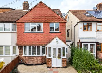 Thumbnail 4 bed semi-detached house for sale in Southview Road, Bromley