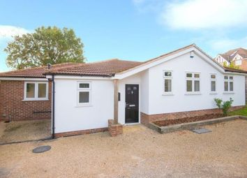 Thumbnail 3 bedroom bungalow for sale in Highfields, Cuffley, Potters Bar, Hertfordshire