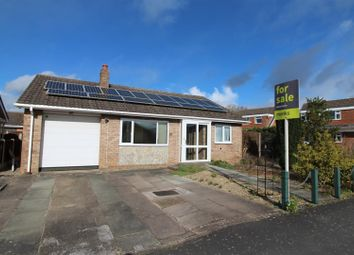Thumbnail 3 bed detached bungalow to rent in Pyms Road, Wem, Shrewsbury