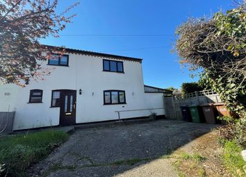Thumbnail 3 bed semi-detached house for sale in Back Lane, Wereham, King's Lynn