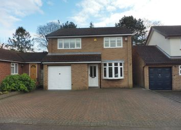 Thumbnail 4 bed detached house for sale in Griffin Road, Warwick