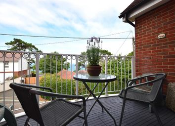 Thumbnail 2 bed flat for sale in Heatherwood Park Road, Totland Bay, Isle Of Wight