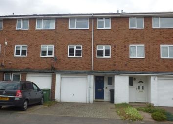 Thumbnail 3 bed terraced house for sale in Bossard Court, Leighton Buzzard, Beds, Bedfordshire