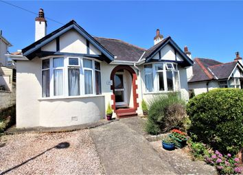 Thumbnail 2 bed detached bungalow for sale in Redburn Road, Paignton