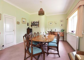 Thumbnail 5 bed detached bungalow for sale in Puckpool Hill, Seaview, Isle Of Wight