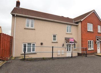 Thumbnail 3 bed semi-detached house to rent in Cromwells Meadow, Crediton, Devon