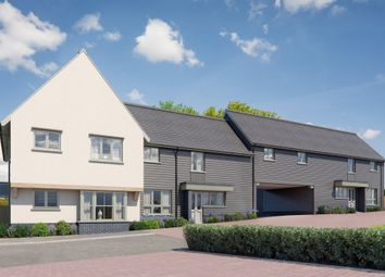 Thumbnail 3 bed end terrace house for sale in Hempstead Road, Radwinter, Saffron Walden