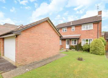 Thumbnail 4 bed detached house to rent in Chartridge, Chesham